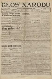 Głos Narodu. 1920, nr116