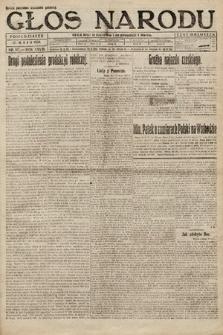 Głos Narodu. 1920, nr117