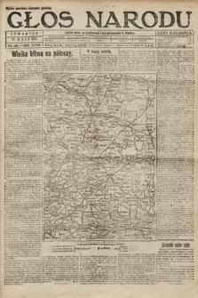 Głos Narodu. 1920, nr125
