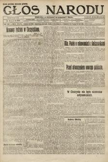 Głos Narodu. 1920, nr127