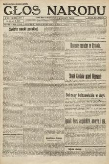 Głos Narodu. 1920, nr129