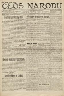 Głos Narodu. 1920, nr133