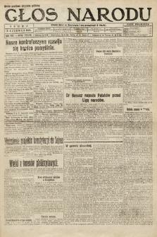 Głos Narodu. 1920, nr135