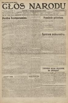 Głos Narodu. 1920, nr136