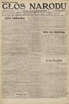 Głos Narodu. 1920, nr140
