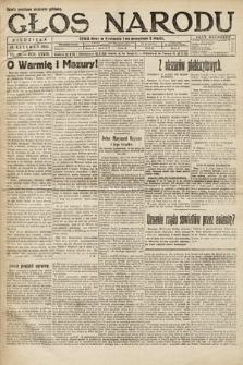Głos Narodu. 1920, nr151