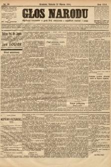 Głos Narodu. 1914, nr66