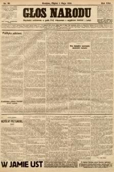 Głos Narodu. 1914, nr99