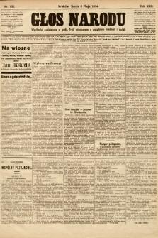 Głos Narodu. 1914, nr103