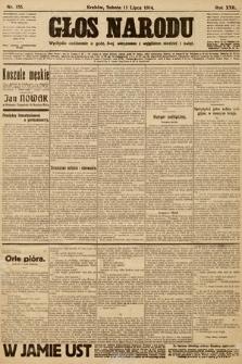 Głos Narodu. 1914, nr155