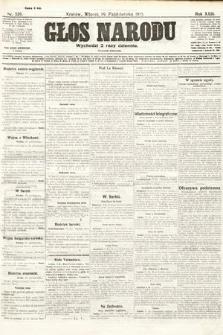 Głos Narodu (wydanie poranne). 1915, nr529
