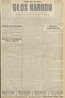 Głos Narodu : dziennik polityczny, założony w r. 1893 przez Józefa Rogosza (wydanie wieczorne). 1906, nr97