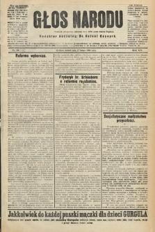 Głos Narodu : dziennik polityczny, założony w r. 1893 przez Józefa Rogosza (wydanie wieczorne). 1906, nr101