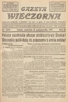 Gazeta Wieczorna. nr4876