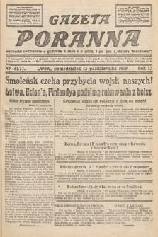 Gazeta Poranna. nr4877