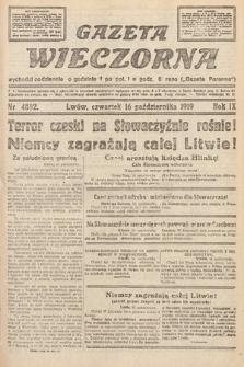 Gazeta Wieczorna. nr4882