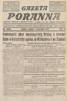 Gazeta Poranna. nr4909
