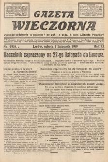 Gazeta Wieczorna. nr4910