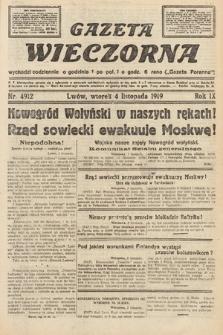 Gazeta Wieczorna. nr4912