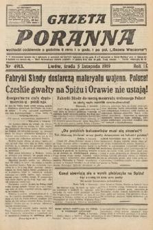 Gazeta Poranna. nr4913