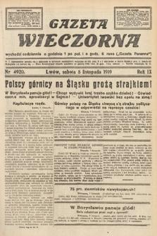 Gazeta Wieczorna. nr4920
