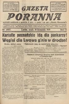 Gazeta Poranna. nr4937