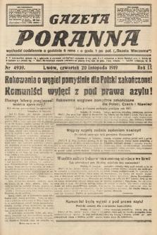 Gazeta Poranna. nr4939