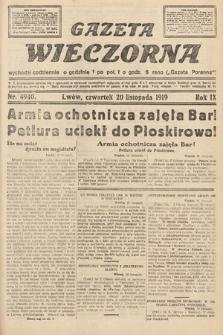 Gazeta Wieczorna. nr4940