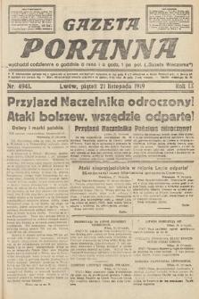 Gazeta Poranna. nr4941