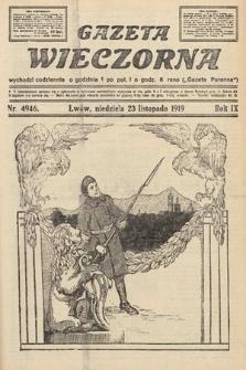 Gazeta Wieczorna. nr4946