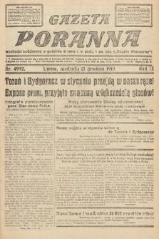 Gazeta Poranna. nr4992