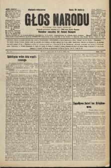 Głos Narodu : dziennik polityczny, założony w r. 1893 przez Józefa Rogosza (wydanie wieczorne). 1906, nr420