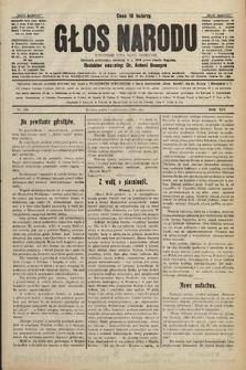 Głos Narodu : dziennik polityczny, założony w r. 1893 przez Józefa Rogosza. 1906, nr459