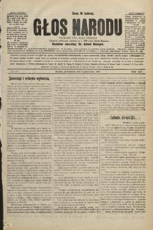 Głos Narodu : dziennik polityczny, założony w r. 1893 przez Józefa Rogosza. 1906, nr460