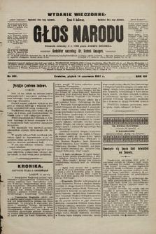 Głos Narodu : dziennik polityczny, założony w r. 1893 przez Józefa Rogosza (wydanie wieczorne). 1907, nr261