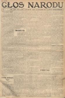 Głos Narodu (wydanie popołudniowe). 1917, nr4