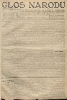 Głos Narodu (wydanie popołudniowe). 1917, nr5