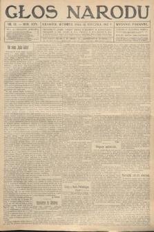 Głos Narodu (wydanie poranne). 1917, nr13