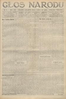 Głos Narodu (wydanie poranne). 1917, nr51