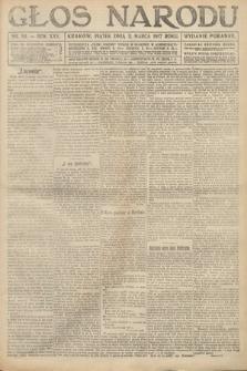 Głos Narodu (wydanie poranne). 1917, nr52