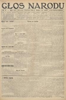 Głos Narodu (wydanie popołudniowe). 1917, nr59
