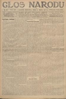 Głos Narodu (wydanie poranne). 1917, nr66