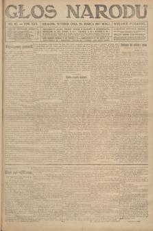 Głos Narodu (wydanie poranne). 1917, nr67