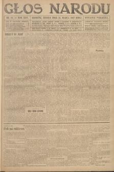 Głos Narodu (wydanie poranne). 1917, nr68