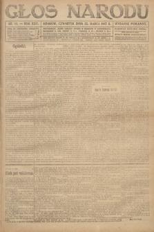 Głos Narodu (wydanie poranne). 1917, nr69