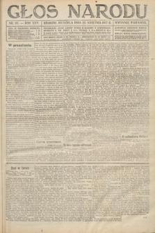 Głos Narodu (wydanie poranne). 1917, nr95