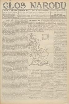 Głos Narodu (wydanie poranne). 1917, nr99
