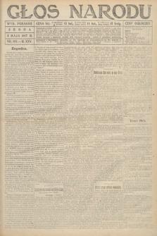 Głos Narodu (wydanie poranne). 1917, nr103