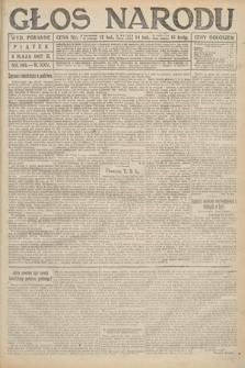 Głos Narodu (wydanie poranne). 1917, nr105