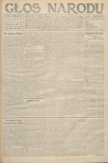 Głos Narodu (wydanie poranne). 1917, nr106